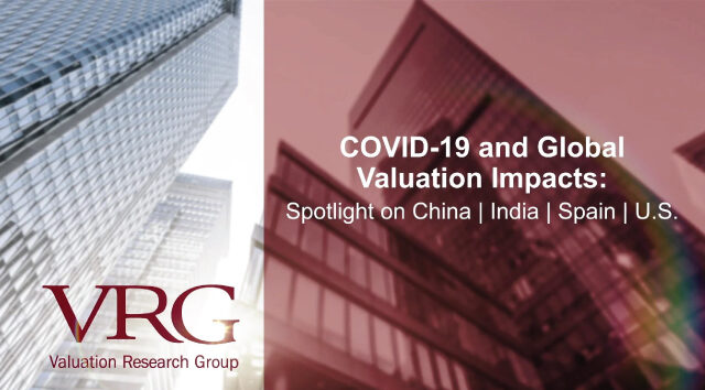 Webcast: COVID-19 Market & Valuation Impacts in China, India, Spain and the U.S.